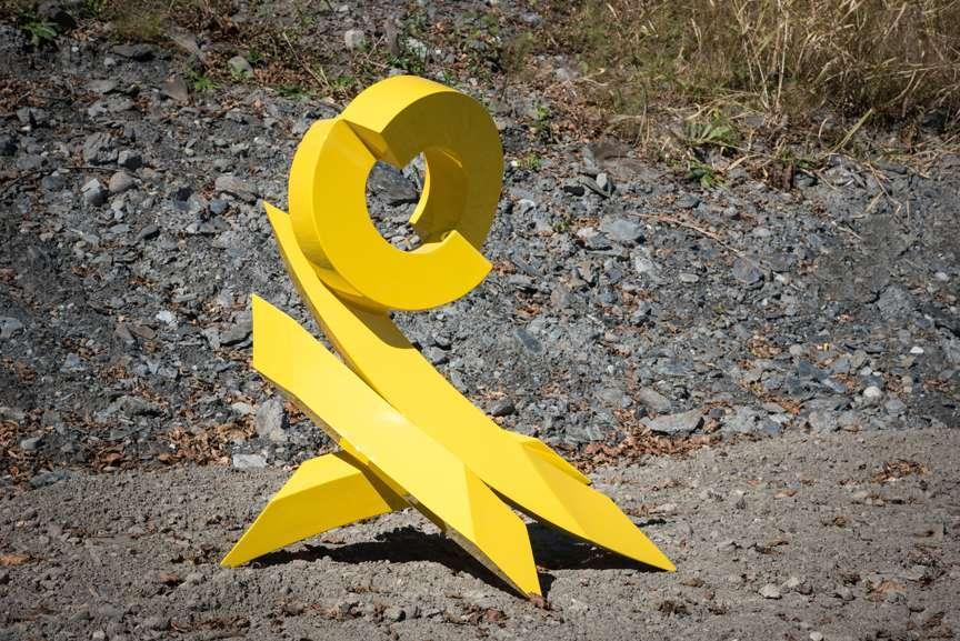 Yellow Arrow Rhythm