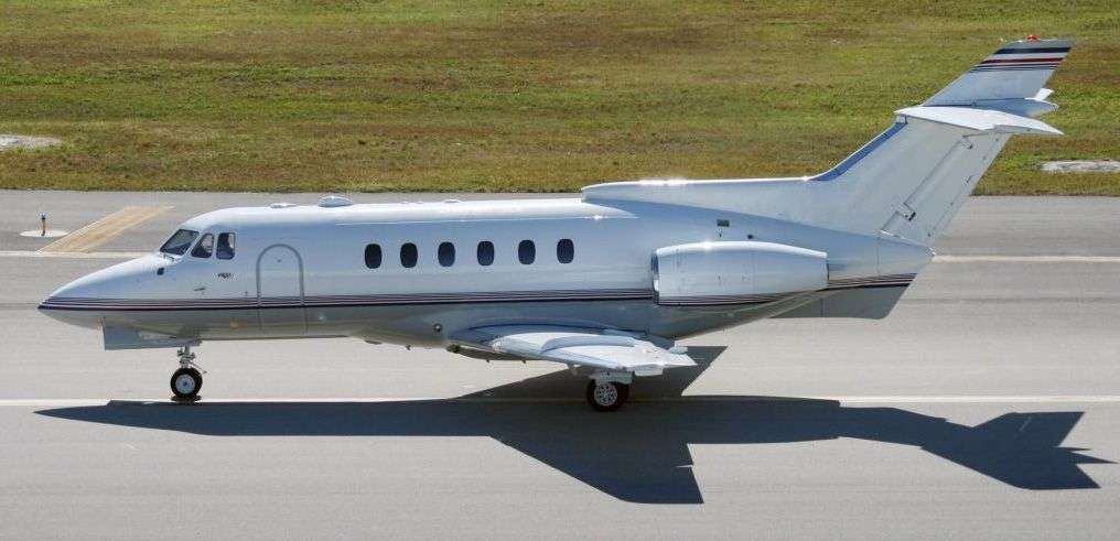 1983 Hawker 700A