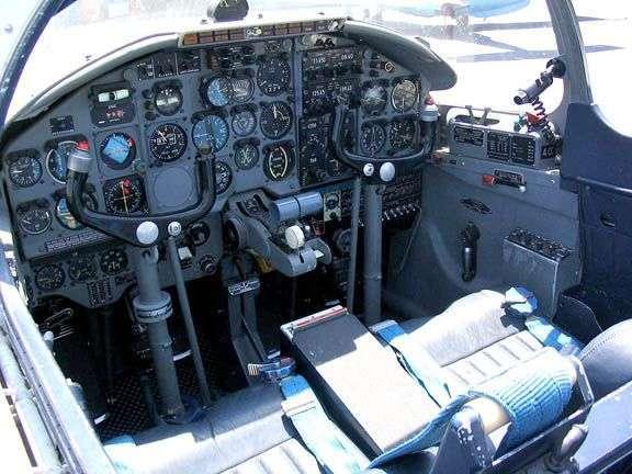 1961 Morane Saulnier MS-760B Paris IIB