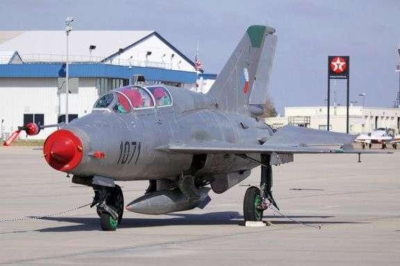 1974 MiG 21UM