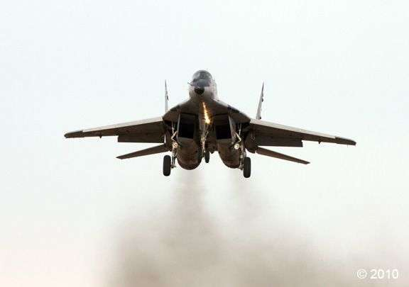1986 MiG 29UB / Fulcrum B