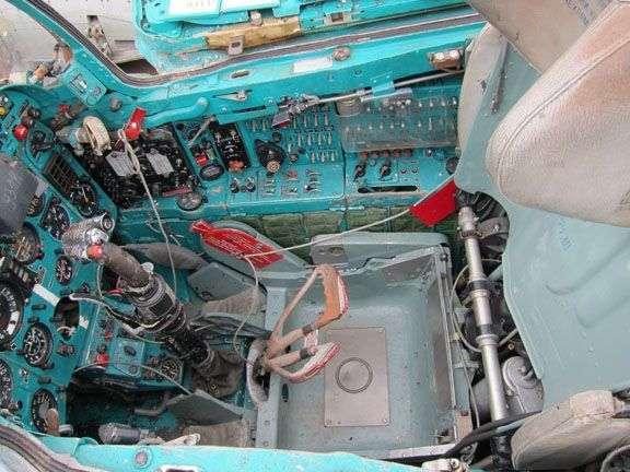 1980 MiG 21UM R13