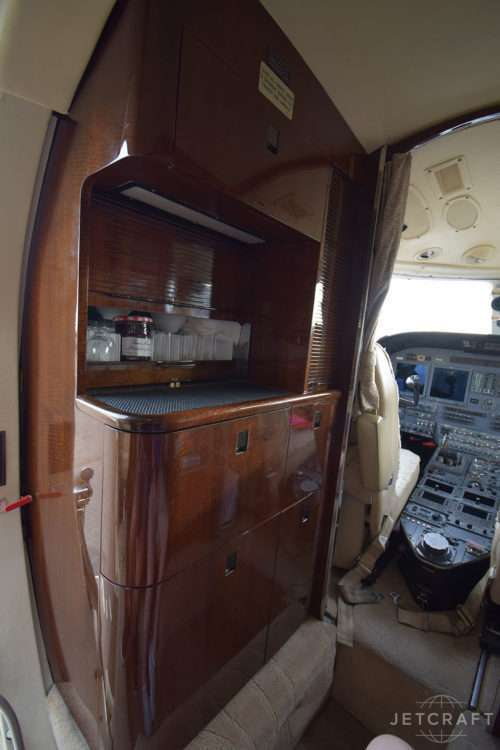 1988 CESSNA CITATION III S/N 650-0158