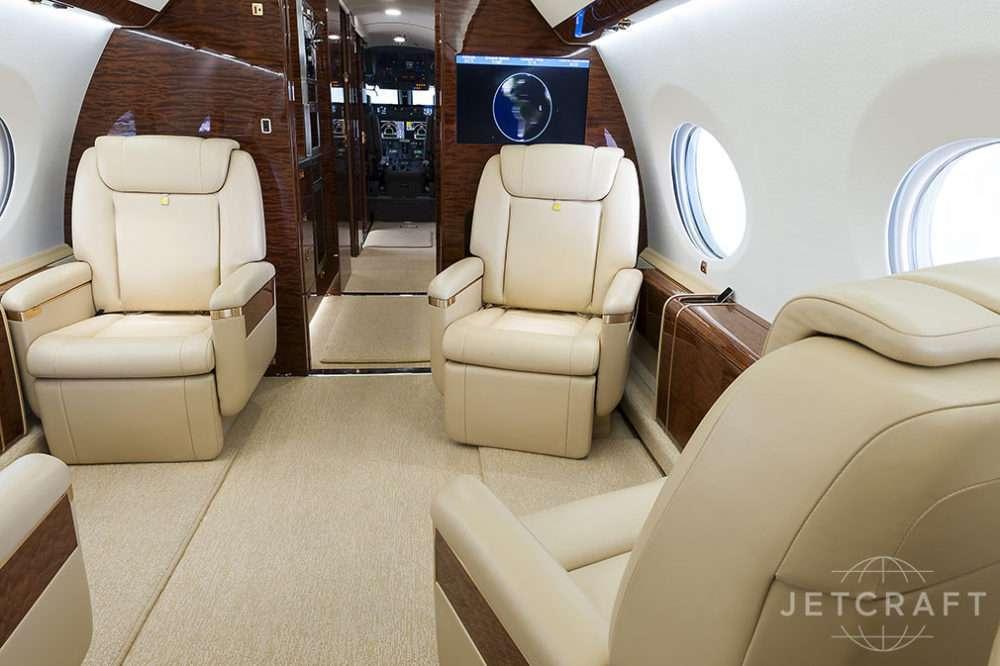 2014 GULFSTREAM G650 S/N 6079