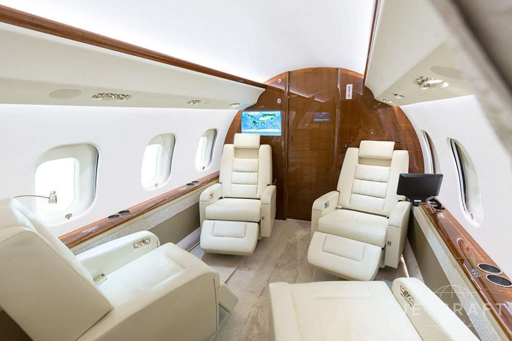 2014 BOMBARDIER GLOBAL 6000 S/N 9548