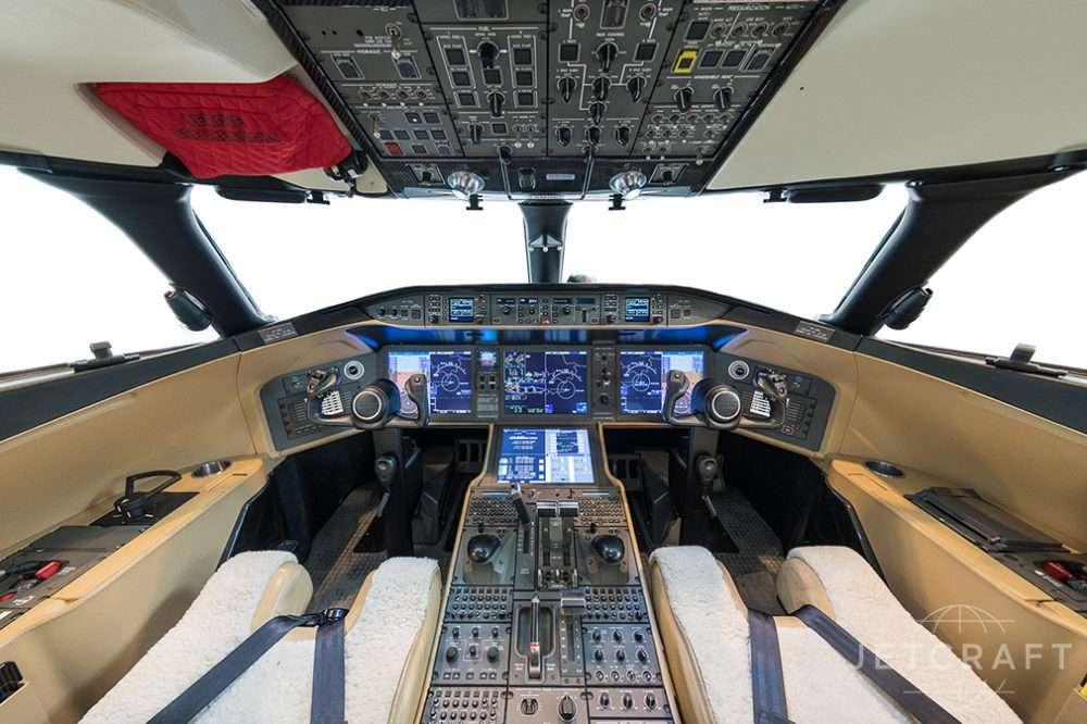 2014 BOMBARDIER GLOBAL 6000 S/N 9548