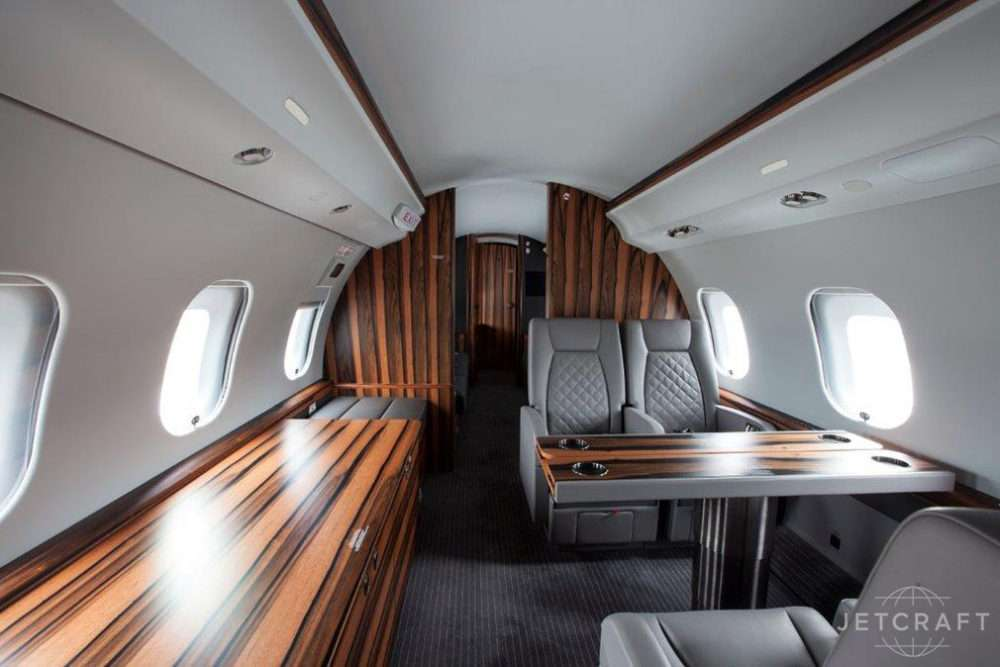 2015 BOMBARDIER GLOBAL 6000 S/N 9609