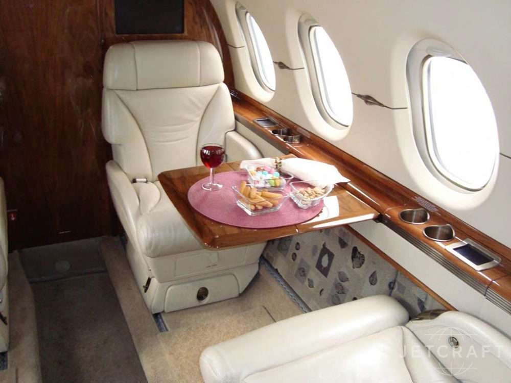 2006 BEECHCRAFT HAWKER 850XP S/N 258790