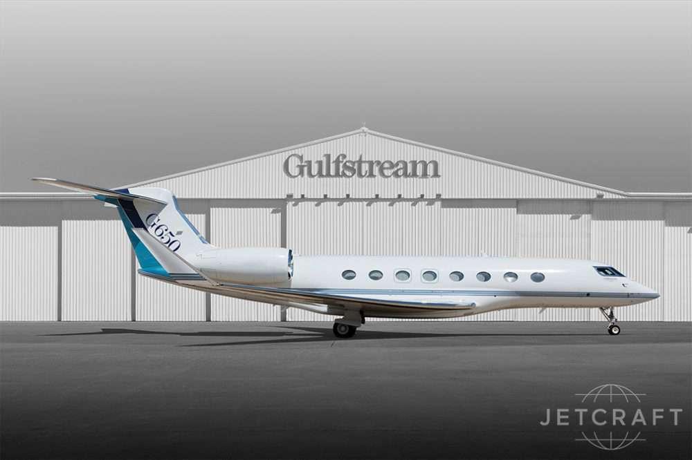 2012 GULFSTREAM G650 S/N 6013