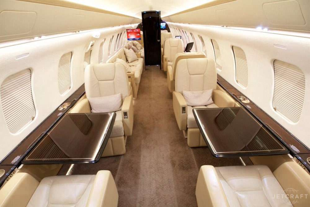 2008 BOMBARDIER CHALLENGER 605 S/N 5745