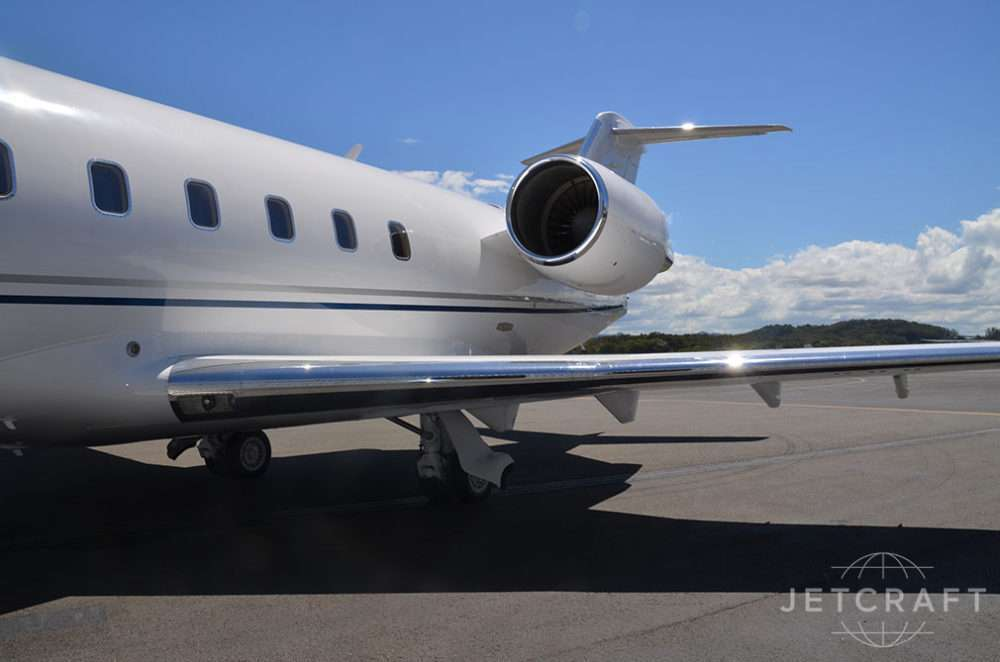 1990 BOMBARDIER CHALLENGER 601-3AER S/N 5074