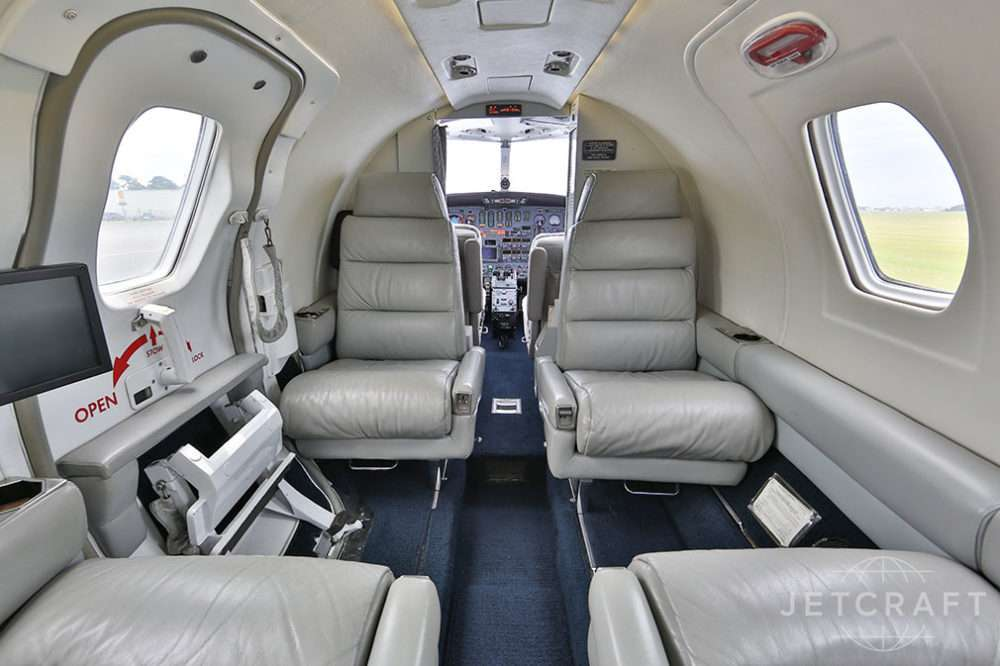 1981 CESSNA CITATION II S/N 550-0245