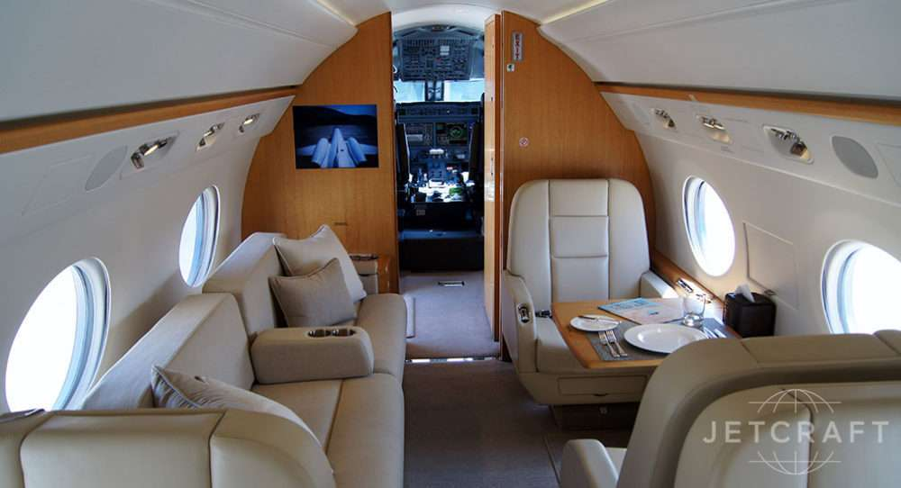 2008 GULFSTREAM G450 S/N 4103