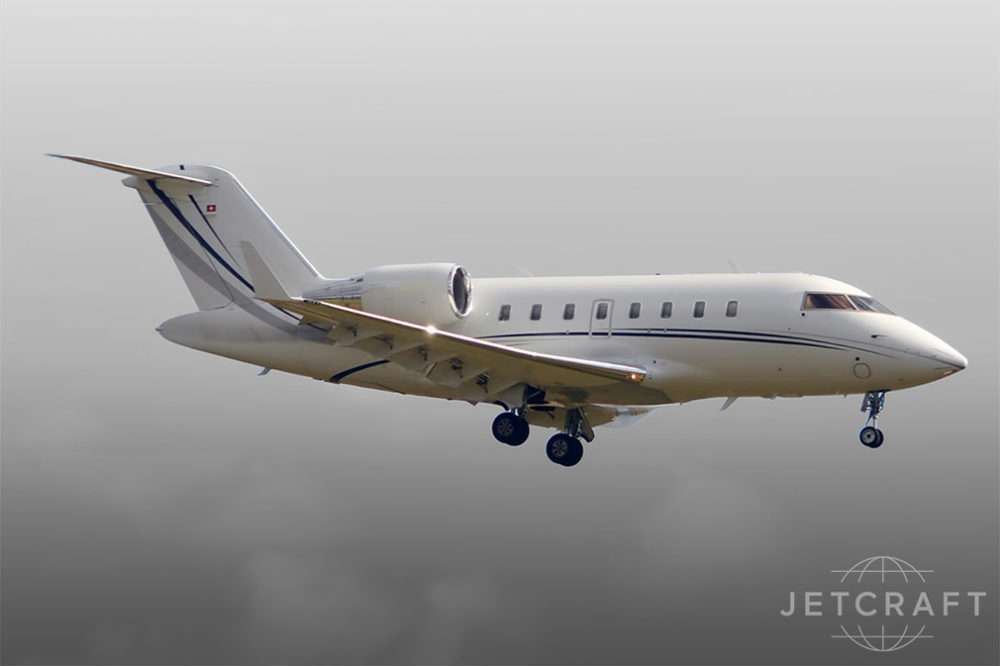 2009 BOMBARDIER CHALLENGER 605 S/N 5726