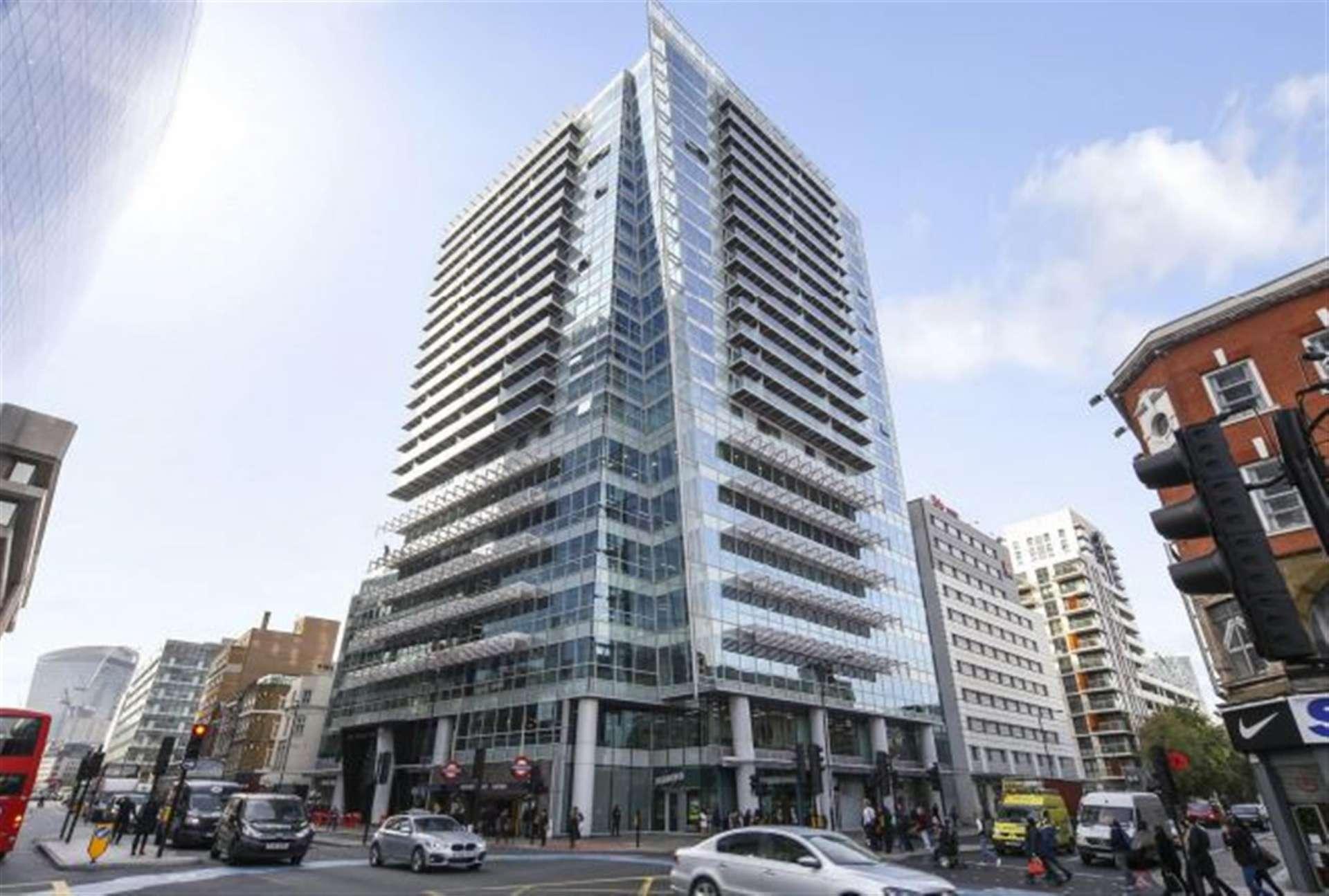 Crawford Building, 112 Whitechapel High Street, Aldgate, London, E1
