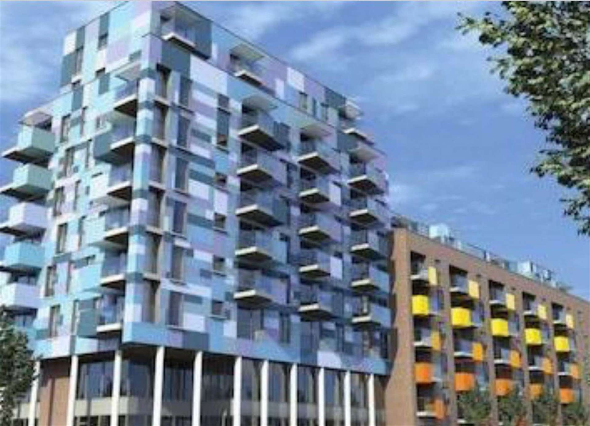 Centenary Heights, Larkwood Avenue, London, SE10