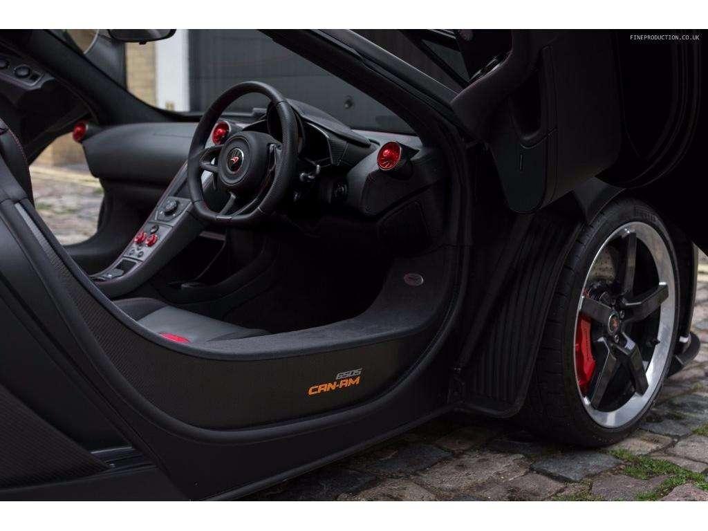 McLaren 650S 3.8 V8 Spider SSG 2dr