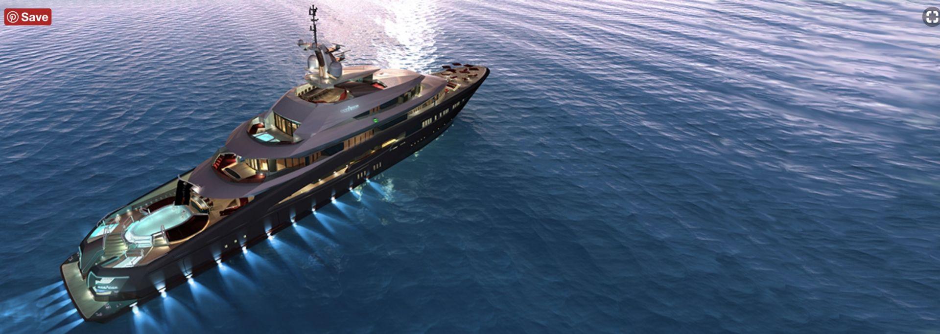 Oceanco  85.7 meter