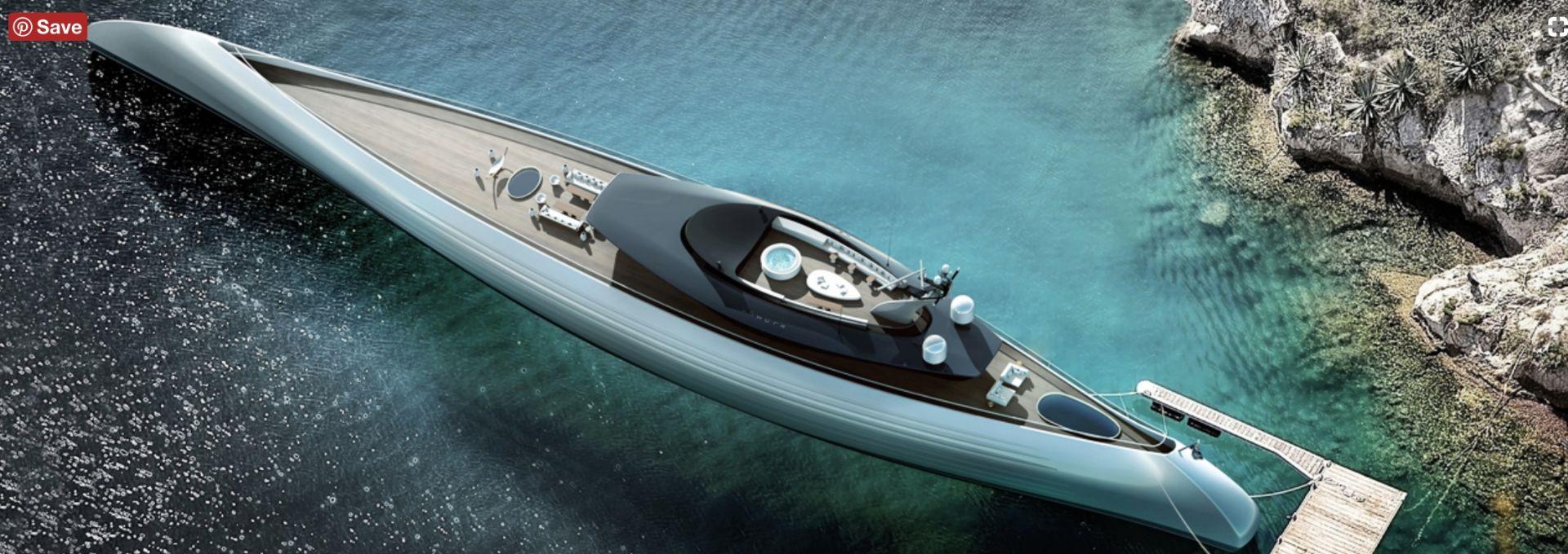 "Oceanco 115-meter ""Tuhura"""