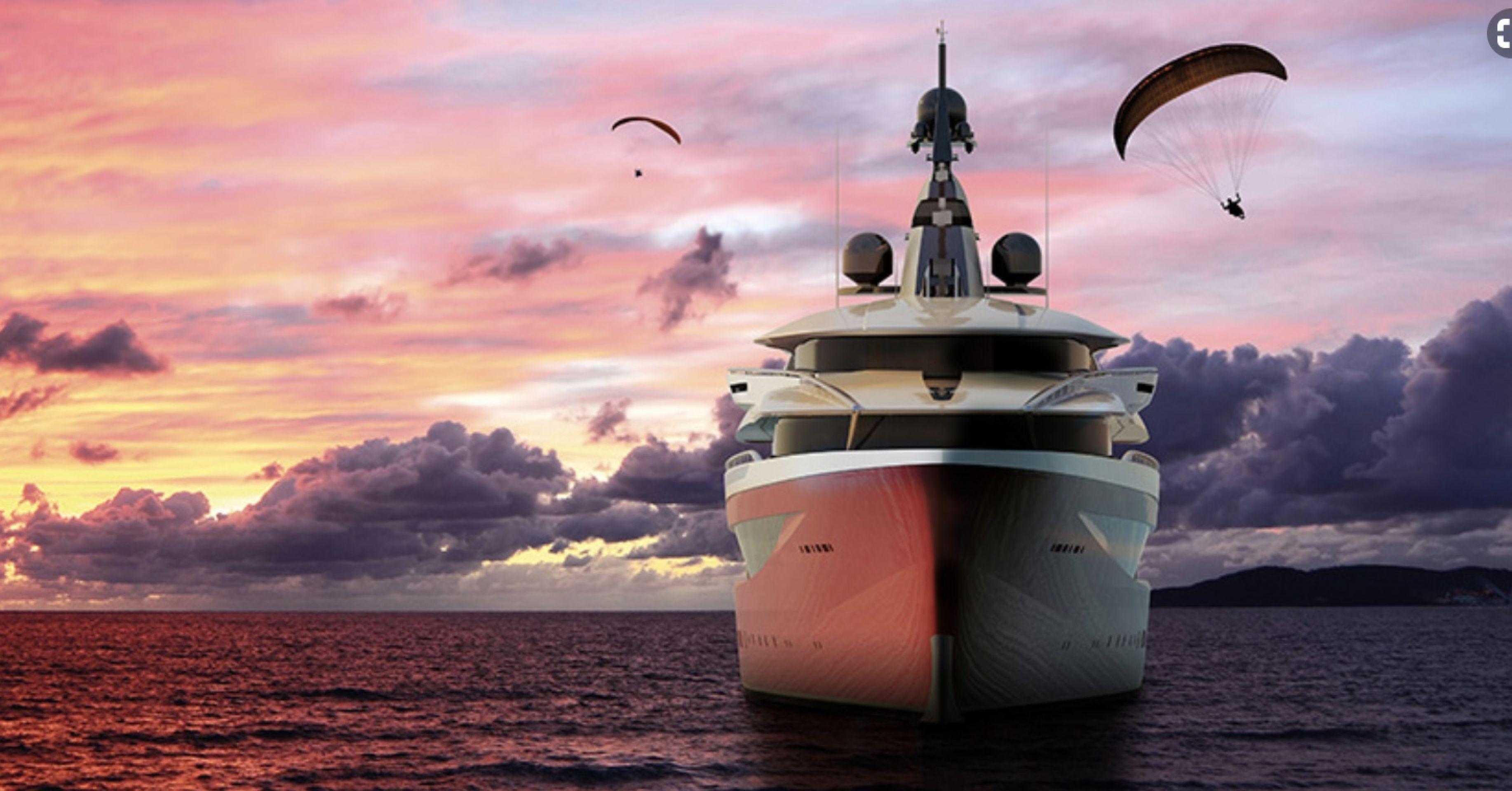 "Oceanco 117-meter ""PHI"""