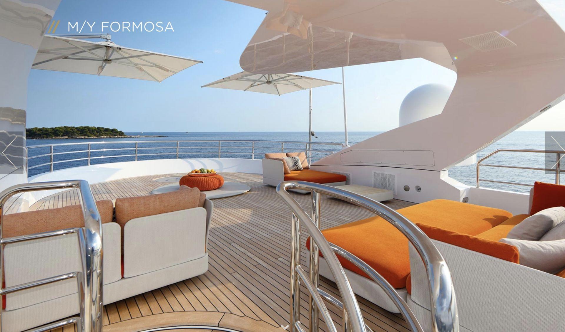 60-meter Benetti Custom Yacht