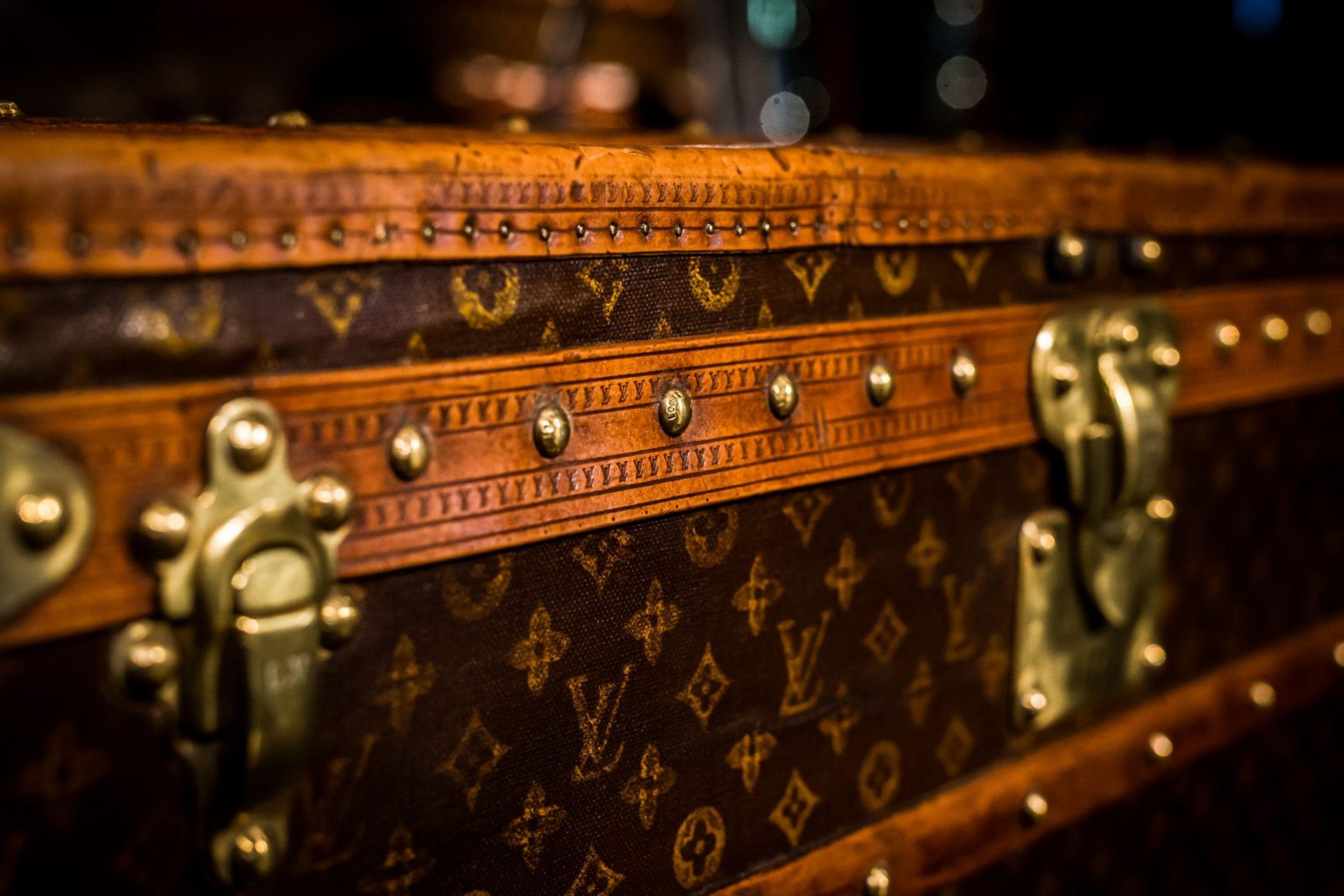 Louis Vuitton Steamer Trunk
