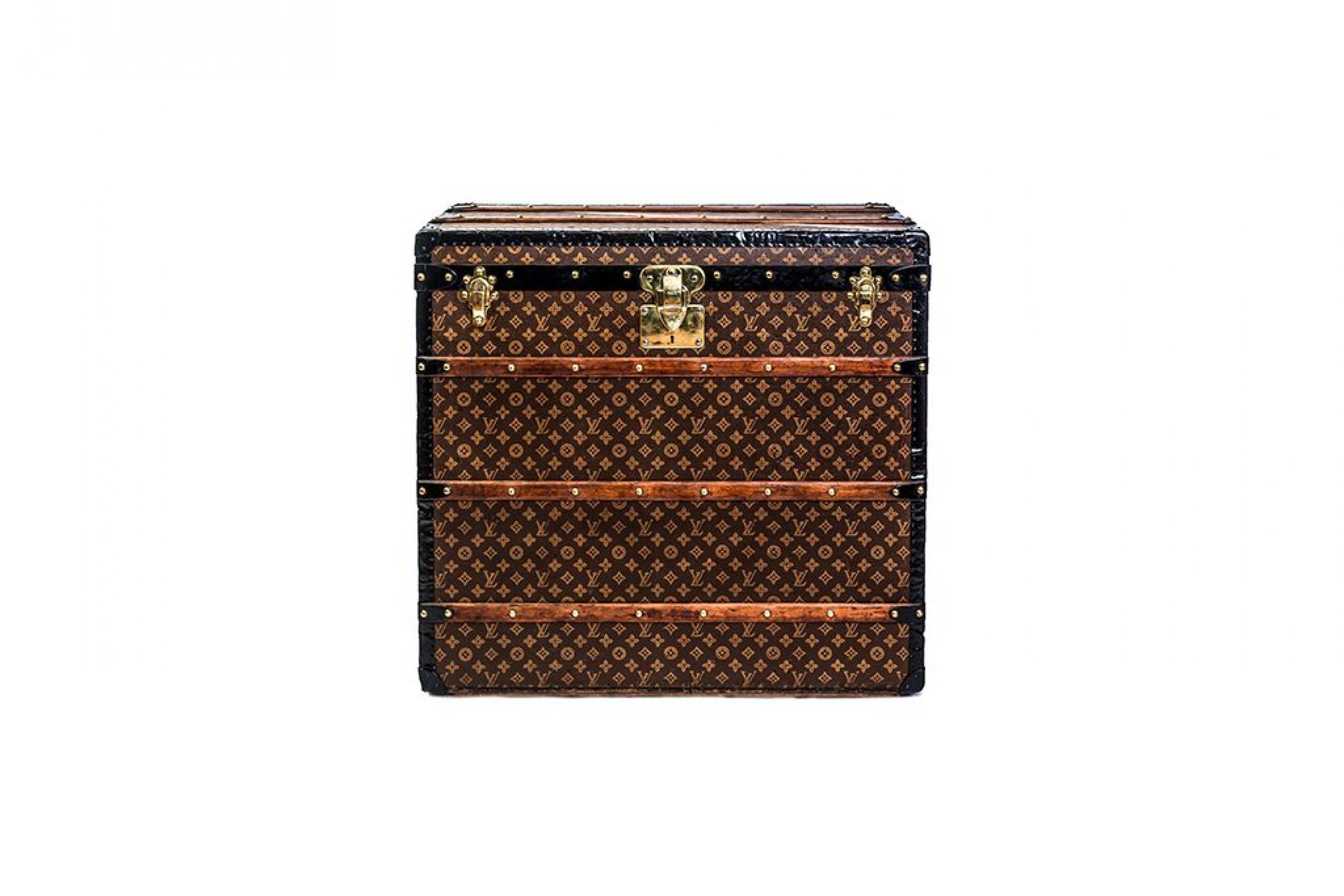 Louis Vuitton High Flat Trunk