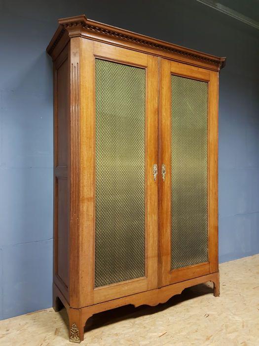 Oak Louis XVI cabinet - the Netherlands - ca. 1780