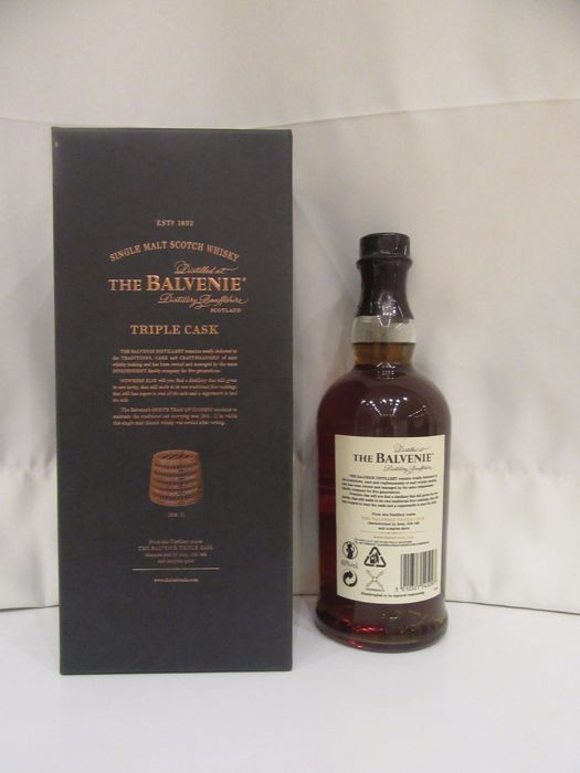 The Balvenie 25 years old - OB