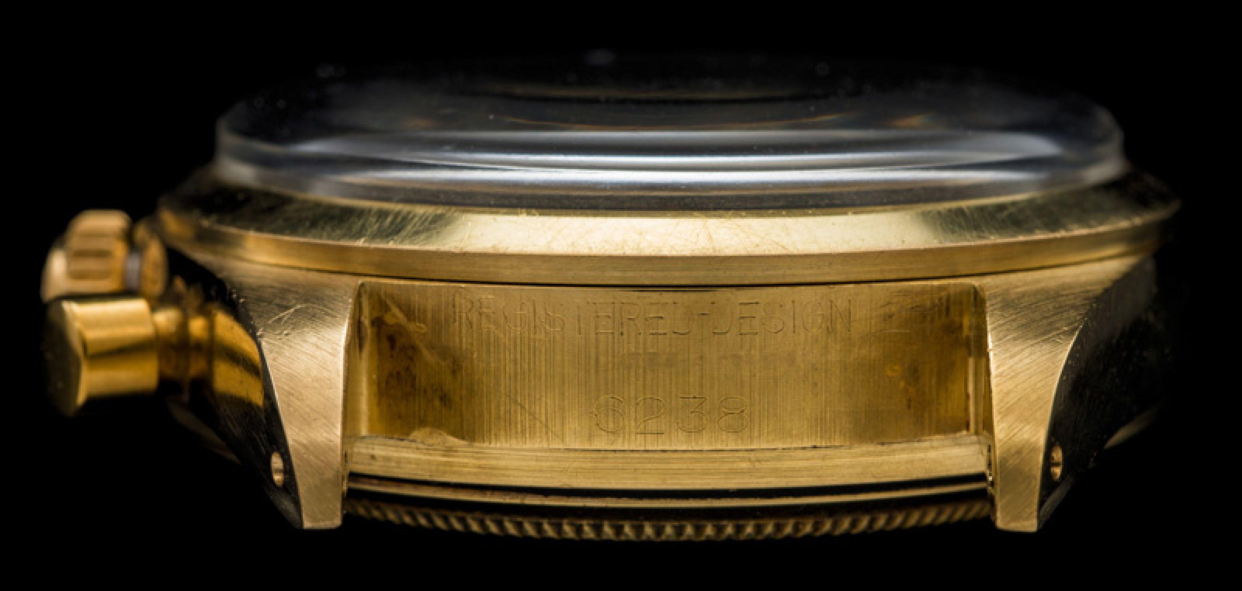 "Rolex ""The Gold Pre-Daytona ref. 6238"""