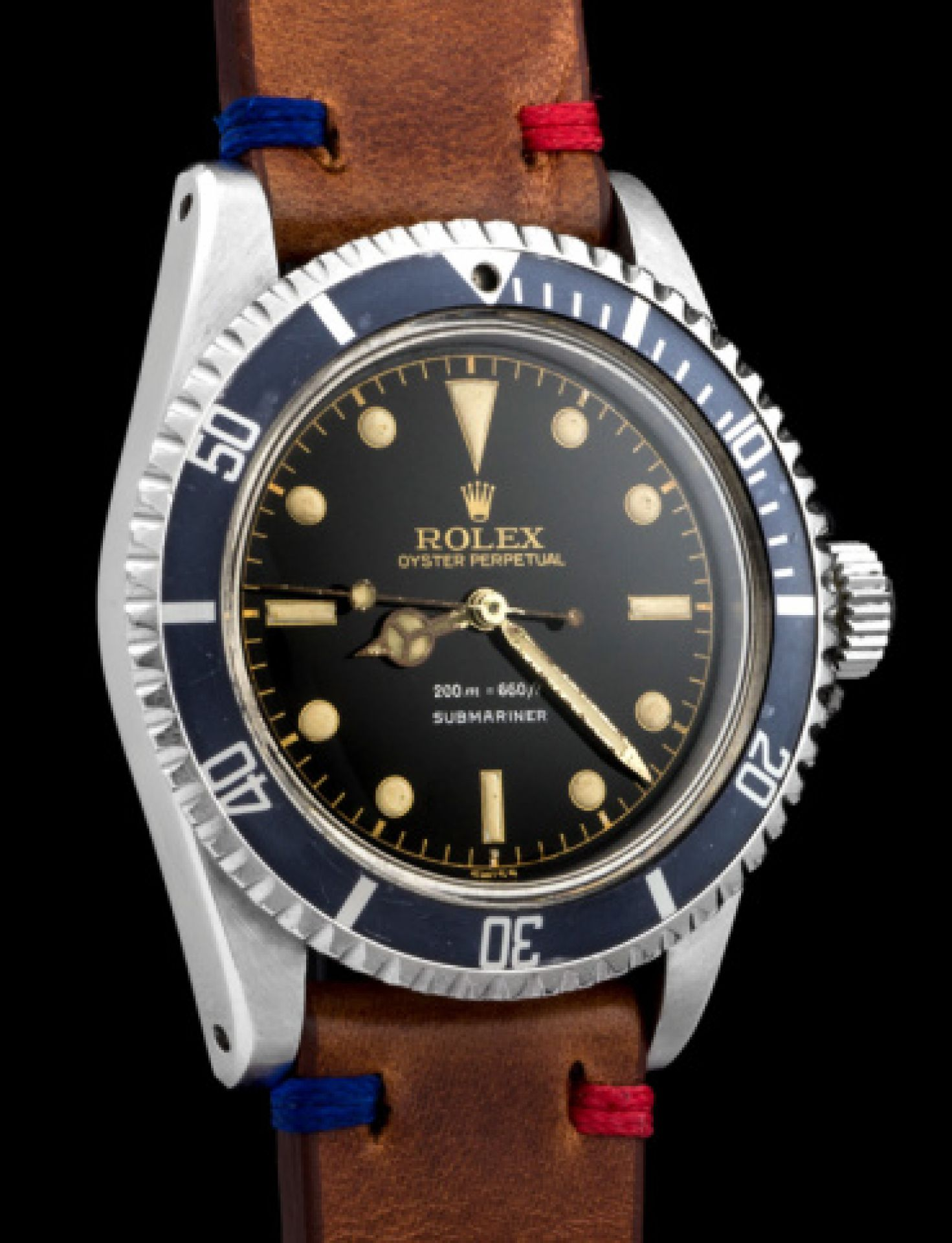 "Rolex ""The Pointed crown Guards Submariner ref. 5512"""