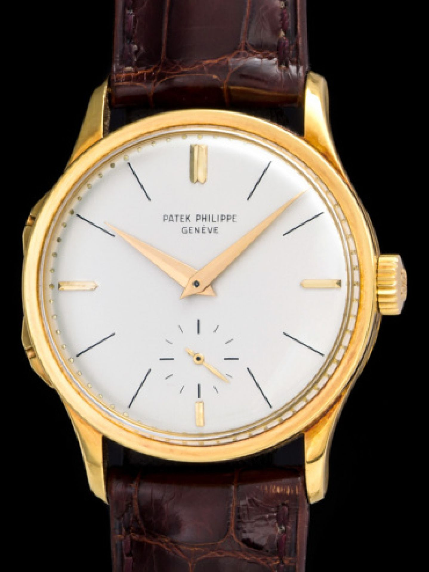 "Patek Philippe ""The yellow gold 2597"""