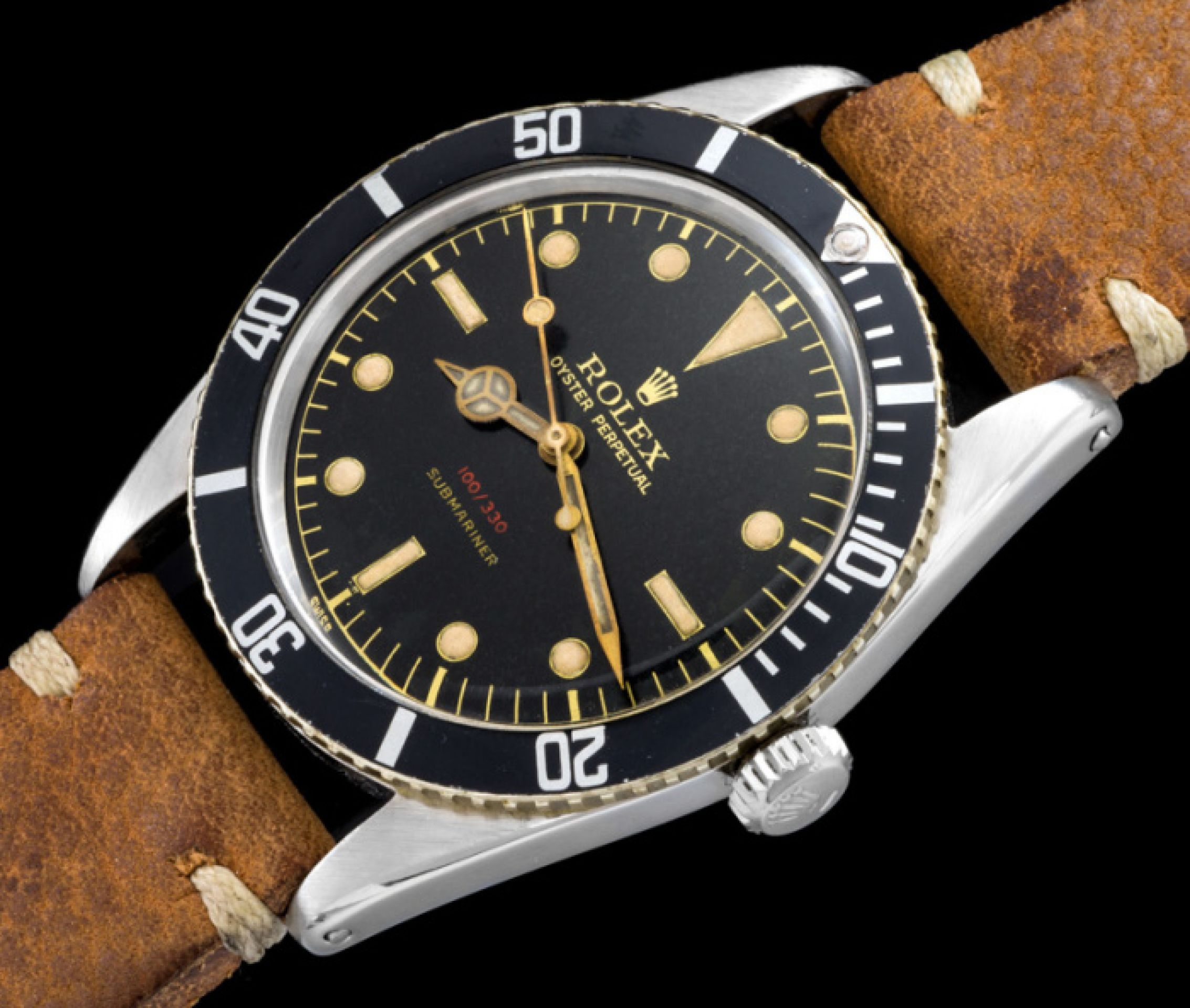 "Rolex ""The Red Depth James Bond ref. 6536/1"""