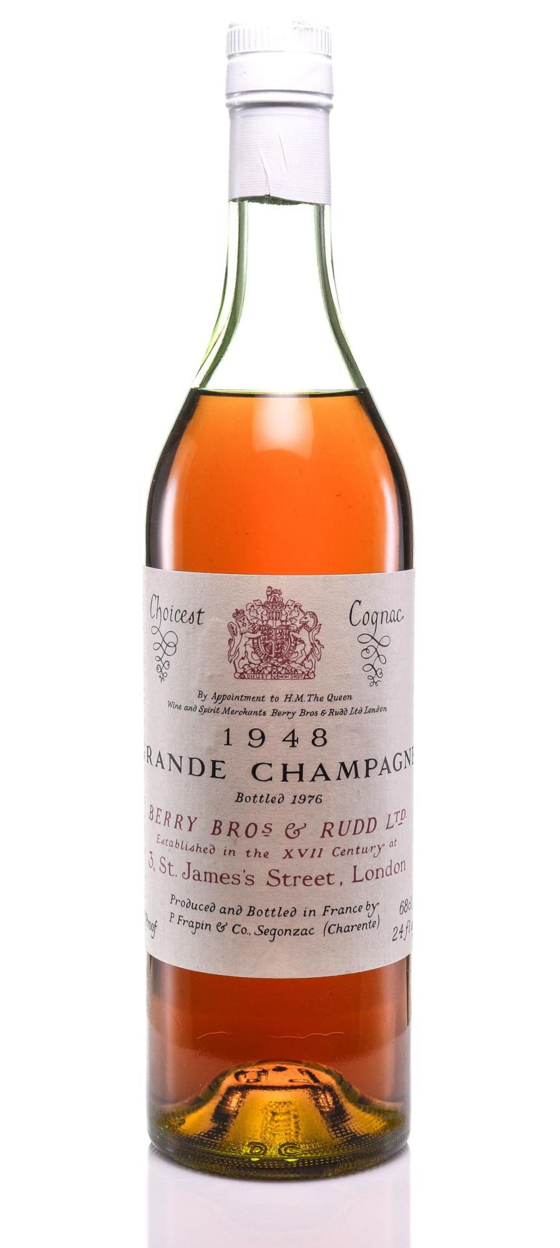 Cognac 1948 Frapin