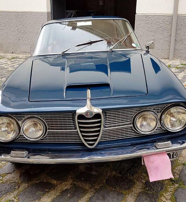 Alfa Romeo - 2600 Sprint - 1965