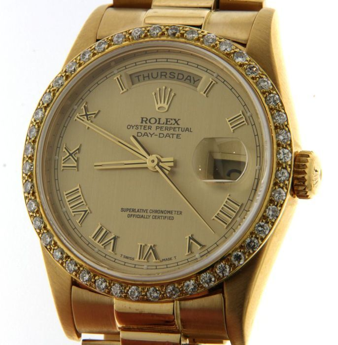 Rolex - President - Unisex - 1990-1999