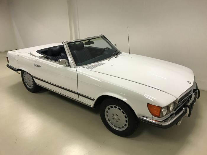 Mercedes-Benz - SL450 - 1973