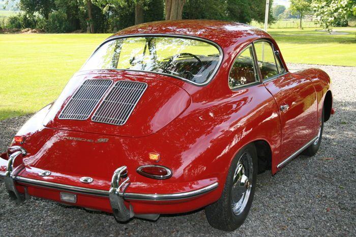 Porsche - 356 B T6 S90 - 1962
