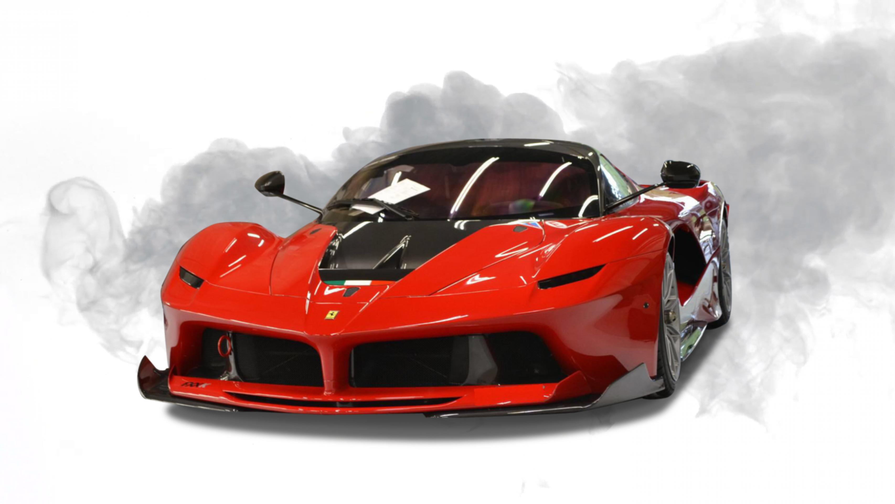 Ferrari FXX-K Rosso Corse with Ferrari VIP Membership