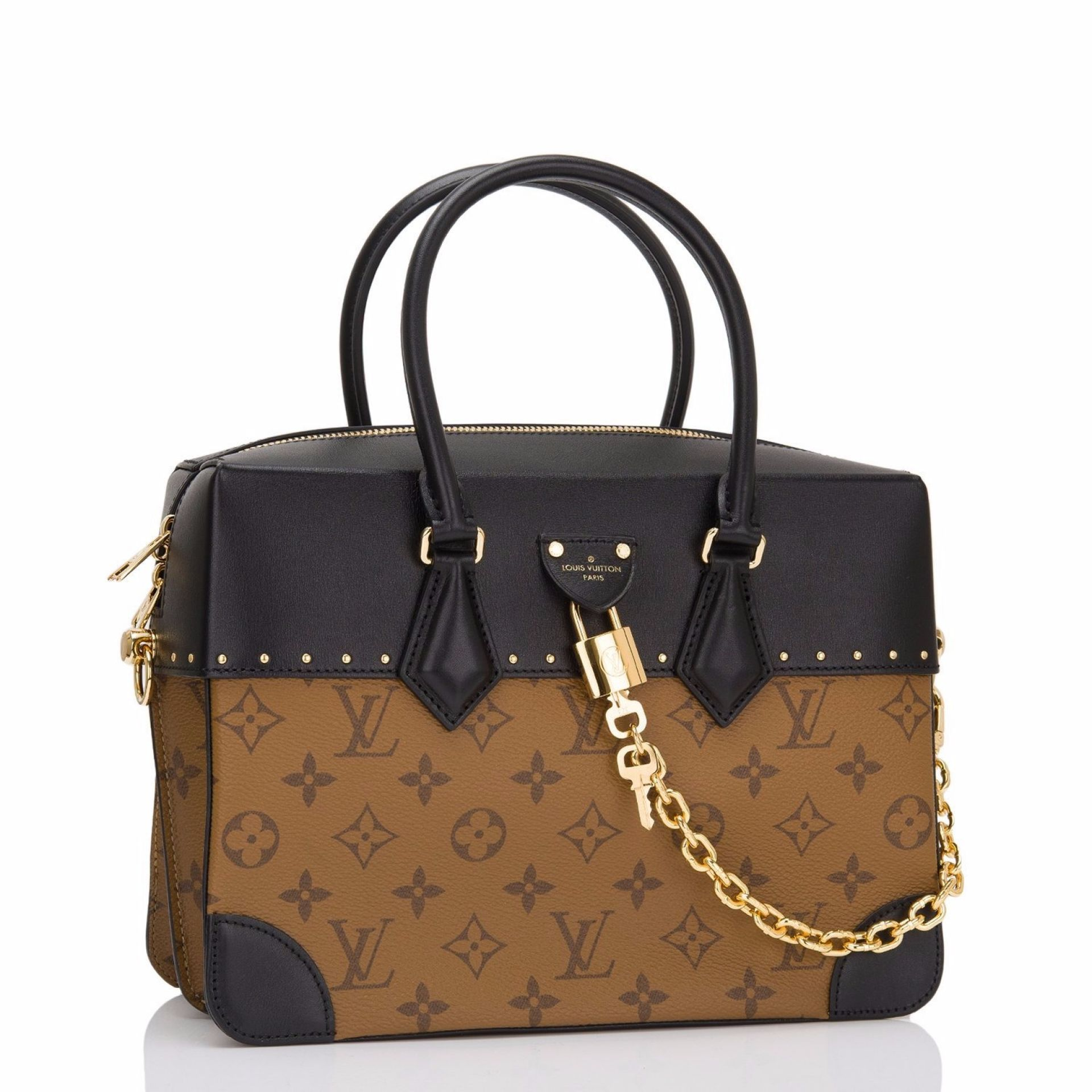 Louis Vuitton Monogram Reverse City Malle MM