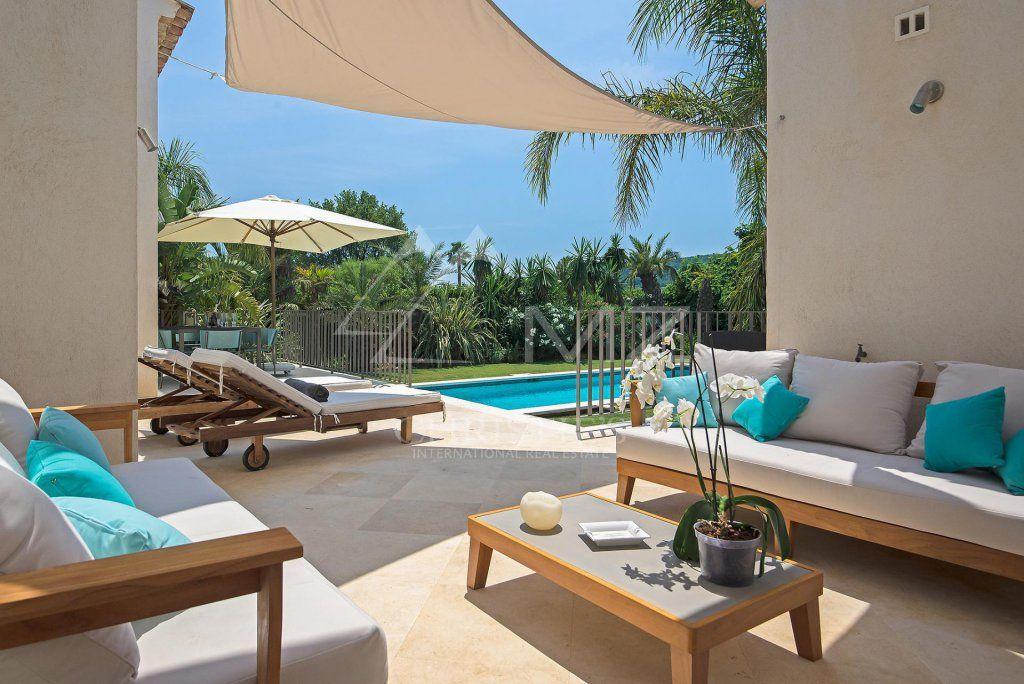 Saint-Tropez - Lovely contemporary villa