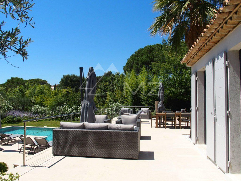 Ramatuelle - New villa 5 mn walk from Pampelonne
