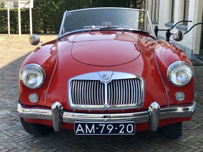 MG - A Roadster 1500 - 1957