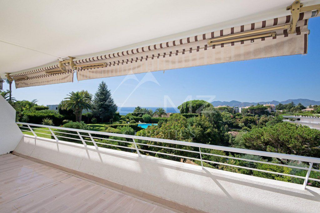 Cannes - Croix des Gardes - Panoramic sea views