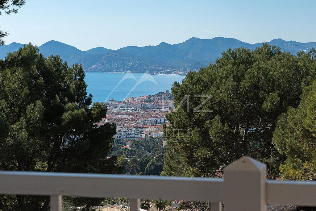 Cannes - Heights of Cannes - Sea view