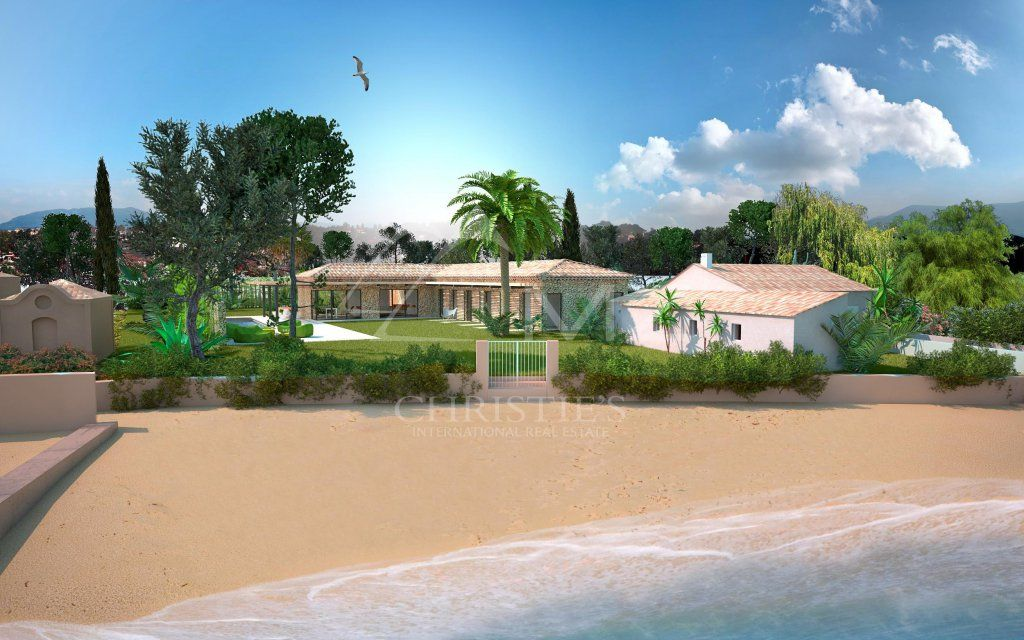 Saint-Tropez - Waterfront property