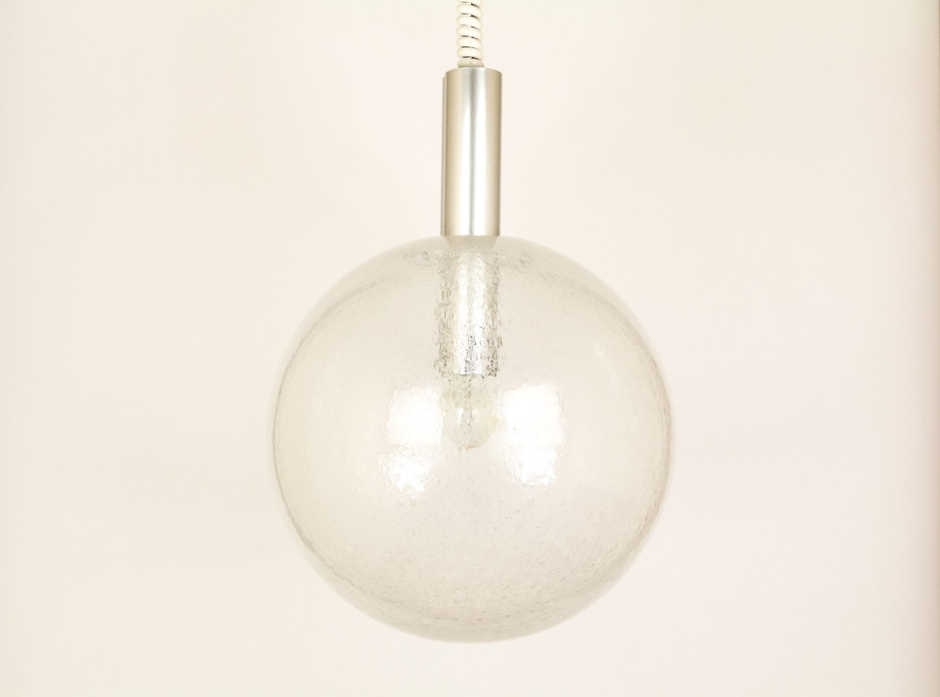 Sfera pendants (4 pieces) by Afra & Tobia Scarpa for Flos, 1960s