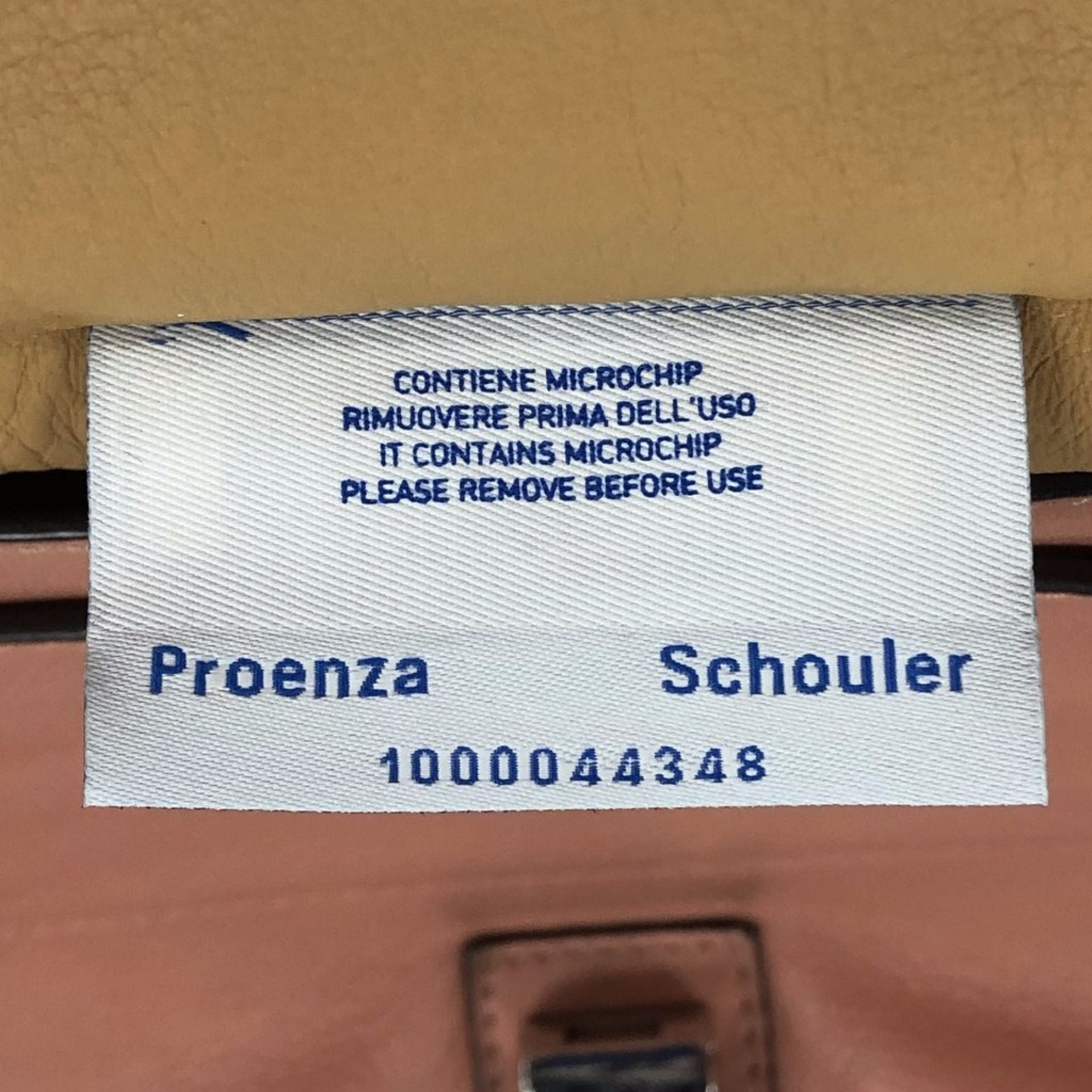Proenza Schouler Proenza Schouler Courier Bag Leather Large