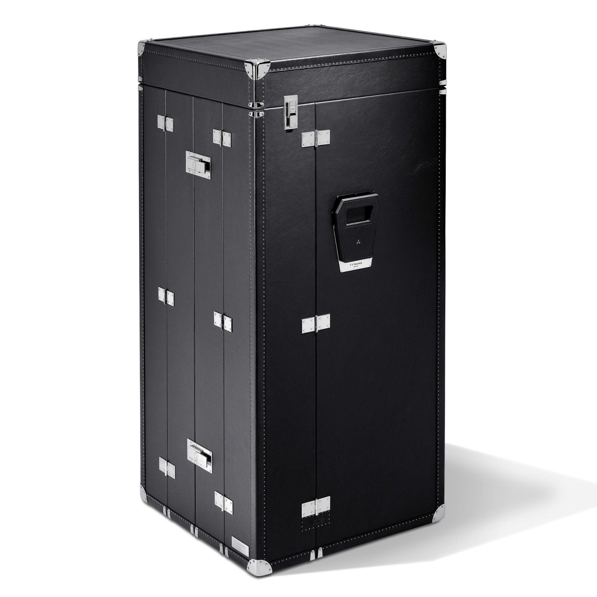Millesime T512 Trunk - Black
