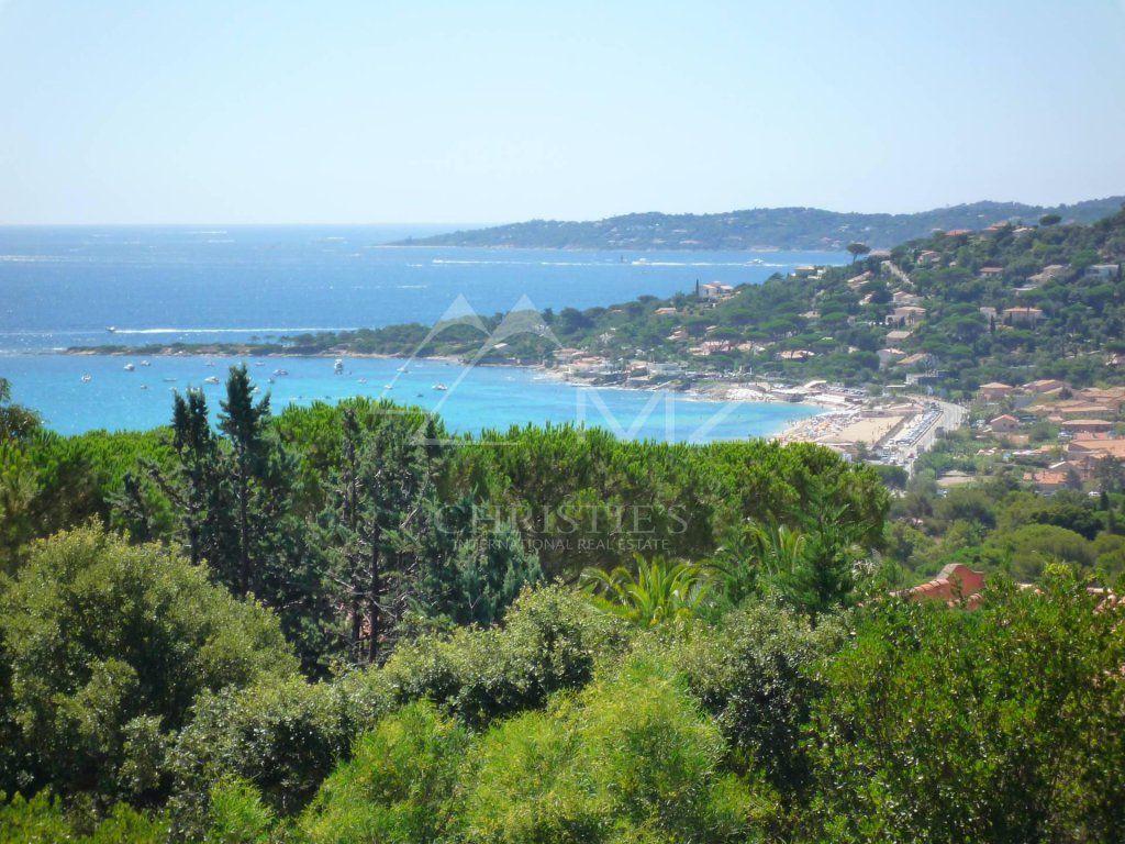 Close to Saint-Tropez - Superb sea view over Saint-Tropez